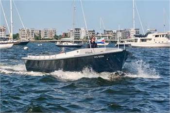 26' Brownell Yacht Club Launch