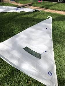 C420 Sails (Main, Jib, Spinnaker)