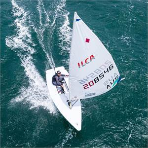 ILCA Dinghy PSA, 2020 Ex-World Charters