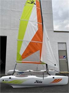 Professionally Maintained Used 2018 Hobie Waves (with Jib Kit!)