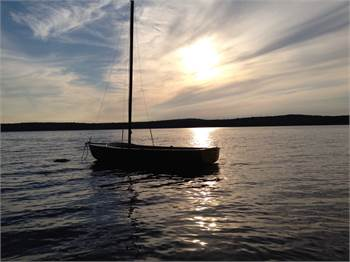 14' Flying Tern Sailboat with trailer