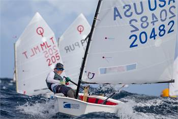 USA 22580 (SAILED AS USA 20482) 2018 Winner 3D Star