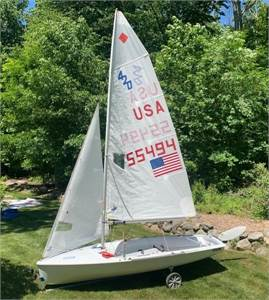 Nautivela i420: Race Ready, Lightly Used