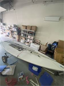Laser with Radial and Full Rig