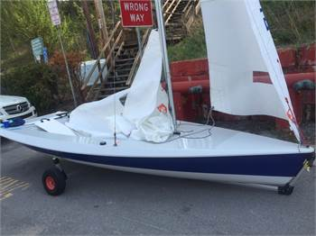 Vanguard 15 for sale in WNY