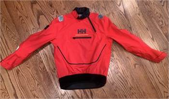 FOR SALE - HELLY HANSEN SPRAY TOP - ADULT SMALL