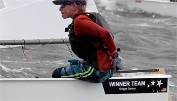 USA 22959 (SAILED AS USA 20482) 2019 Winner 3D Star - WINNER TEAM BOAT