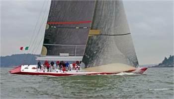 75' IACC Yacht ITA-1: Il Moro di Venezia