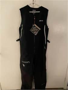 Musto MPX Race Sallopettes - Brand New Size XL Black