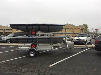 Dual Trailer for Club or I420