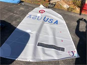 J Red-Minus Optimist sail- Brand New, NEVER used
