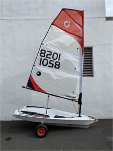 """2012 Open Bic (Now Known as """"Open Skiff"""") in MINT Condition"""