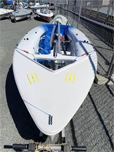 2019 ZIM Sailing Zforce 420 Lt. Blue