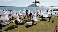 Sailing School Race and Learn to Sail Coaches, in New Zealand