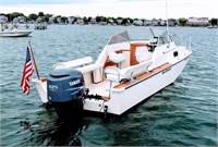 Dock Hand for Boat Rental Company on Martha's Vineyard
