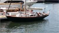 Sailboat Charter Captain