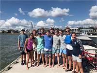 High School Sailing Coach 2020-2021