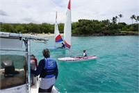 Hawaii Summer Sailing Instructor - Kawaihae, Big Island