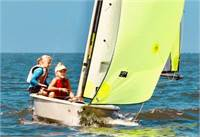 Optimist Race Coach & Senior Instructor Positions at Sachems Head YC in Guilford CT