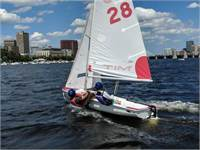 Sail coaching job in Boston!