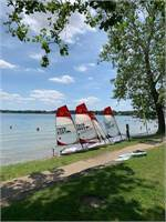 Adventure Sailing - Camp Positions - Summer 2021