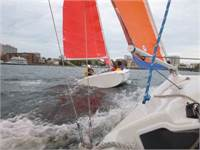 Sail Nauticus Academy Youth Sailing Instructor/Mentor (Fall 2017)