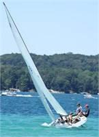 Seeking a sailing coach/instructor at Torch Lake, Michigan