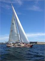 Licensed Sailing captains for public sails and private charters in Newport RI