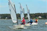Senior Sailing Instructor, Regatta Coordinator, Junior Program Director