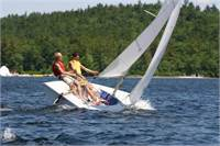 Sailing Instructor/Camp Counselor for Summer Camp in Maine