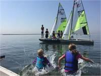 Jr Sailing Instructors - Summer 2020