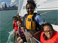 COLSS is looking for Summer Sailing Instructors in Downtown Chicago!