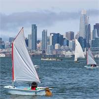 Alameda Community Sailing Center Emily Zugnoni