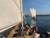Apprenticeshop - Sailing Nate Hathaway