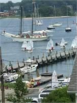 Ram Island Yacht Club Ann Bergendahl