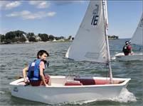 Darien Junior Sailing  Christopher Deak