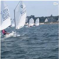 Falmouth Harbor Sailing School Brian Doyle