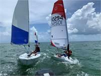 Cayman Islands Sailing Club Raphael  Harvey