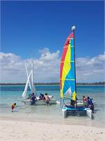 Grand Bahama Sailing Club Erin Thorndycraft