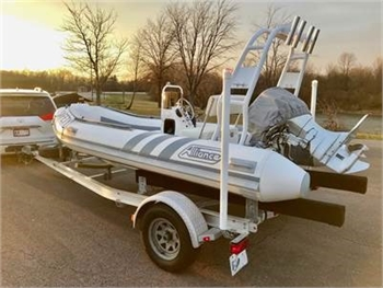 Alliance RIB Model S2 480 For Sale!